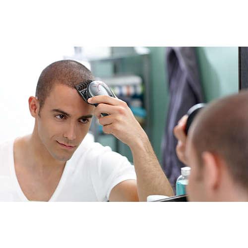 cortapelos, córtate el pelo tú mismo