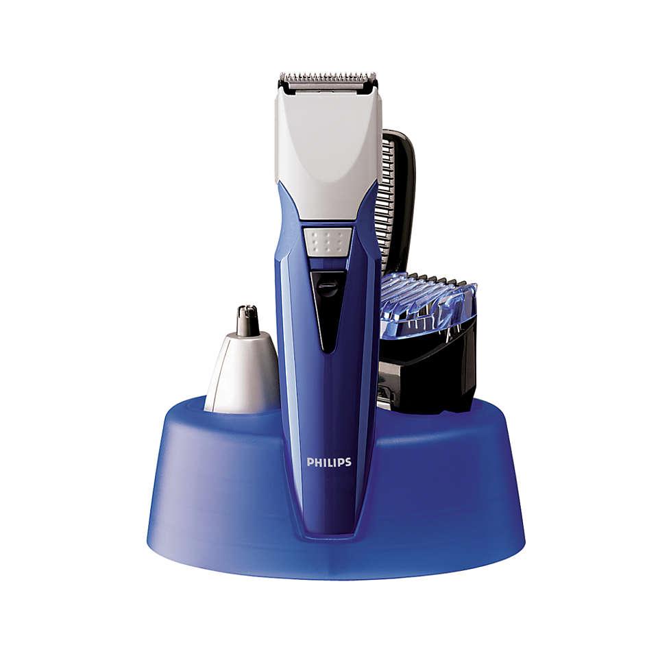 4-in-1 grooming kit