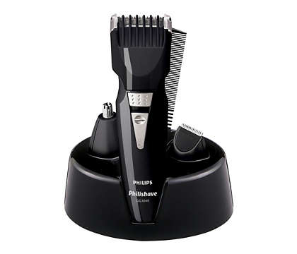 5-in-1 grooming kit