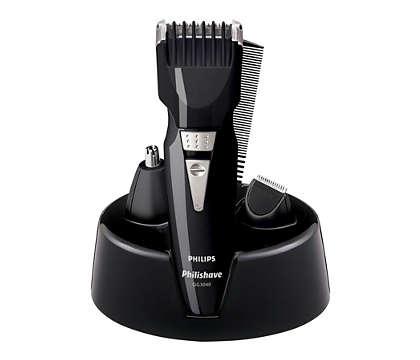 5-in-1 grooming kit