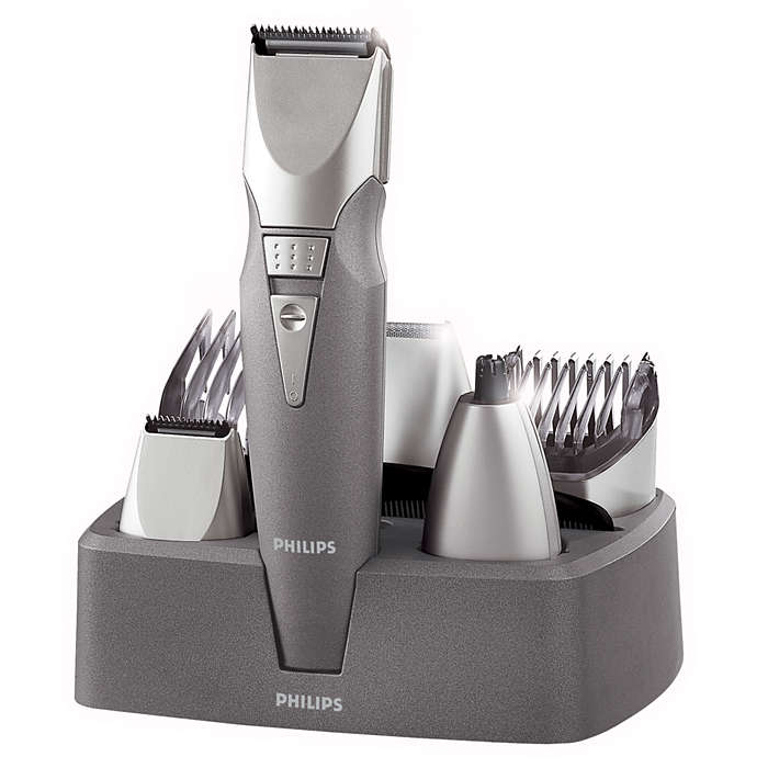 7-in-1 grooming kit