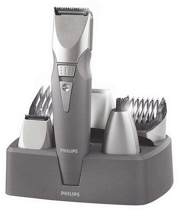 7-i-1 grooming kit