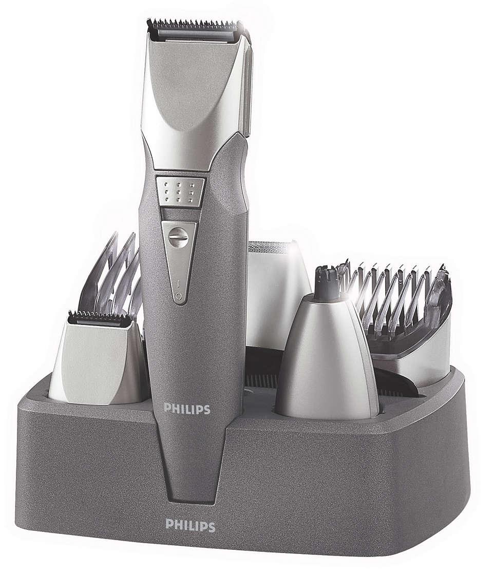 7-in-1 grooming kit