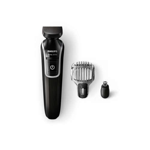 Multigroom series 3000 3-in-1 Beard & Detail trimmer