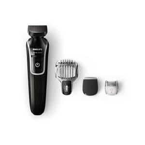 Multigroom series 3000 4-in-1 baard- en precisietrimmer