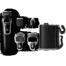 QG3330/16 Multigroom series 3000 Tondeuse à barbe et à cheveux 5en1