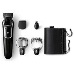 Multigroom series 3000 5-in-1 Beard & Hair trimmer
