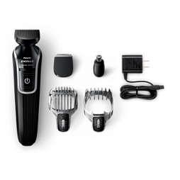 Norelco Multigroom 3100 All in one 5-in-1 Grooming Kit