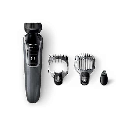Multigroom series 3000 4-in-1 Beard & Hair trimmer