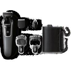 QG3334/15 Multigroom series 3000 Zastřihovač vousů a vlasů 5v1