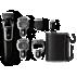 Multigroom series 3000 6 az 1-ben tetőtől talpig használható vágókészülék
