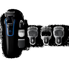 QG3337/15 Multigroom series 3000 7-in-1 Head-to-toe trimmer