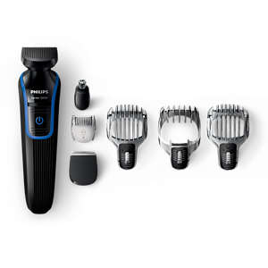 Multigroom series 3000 7-in-1 Head-to-toe trimmer