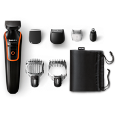 QG3340/16 Multigroom series 3000 7-in-1 Beard & Hair trimmer