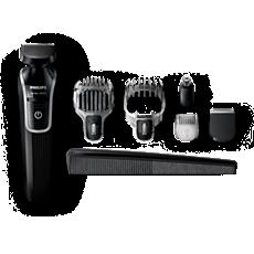 QG3342/13 Multigroom series 3000 أداة تشذيب الشعر واللحية 6 في 1