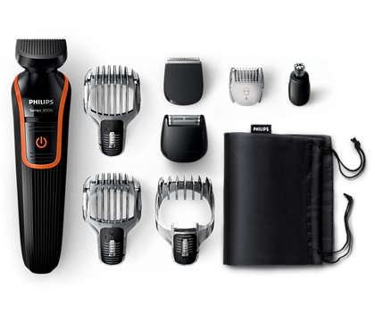 多功能鬍鬚﹑頭髮及體毛修剪器