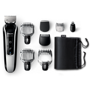 Multigroom series 5000 8-in-1 Head-to-toe trimmer
