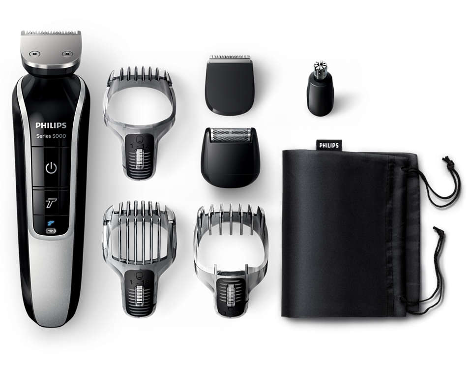 All-in-one beard & hair trimmer