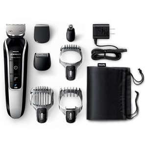 Norelco Multigroom 5100 High performance Grooming Kit