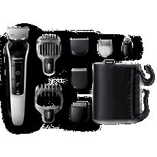 QG3371/16 Multigroom series 5000 8-in-1 Beard & Hair trimmer