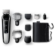 QG3371/16 -   Multigroom series 5000 8-in-1 Beard & Hair trimmer