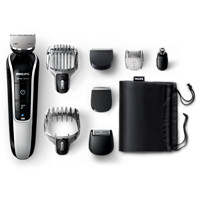 Multigroom series 5000 Recortador de barba y pelo 8 en 1