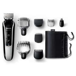 Multigroom series 5000 Recortador de barba y pelo 8 en 1 676c8829c7bd
