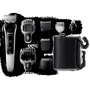 Multigroom series 5000 Kaheksa-ühes habeme- ja juuksepiirel