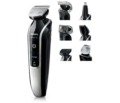 All-in-one, Face & Head Multigroom