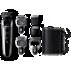 Multigroom series 5000 6-i-1 groomingkit til ansigt, hår og krop, vandtæt