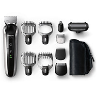 Multigroom series 7000 Kit multifunzione impermeabile VISO, CORPO, CAPELLI