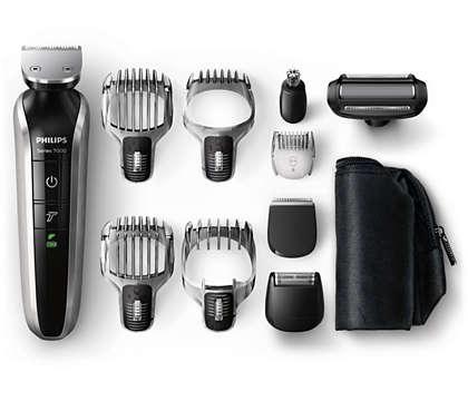 Rifinitore per capelli, barba e corpo all-in-one