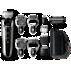 Multigroom series 7000 Aparador dos pés à cabeça 10 em 1