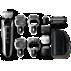 Multigroom series 7000 Aparador da cabeça aos pés 10 em 1