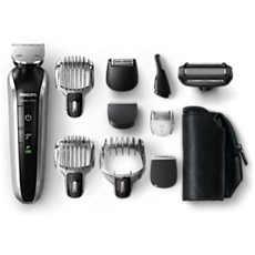 QG3396/16 -   Multigroom series 7000 All-in-One-Trimmer mit Lithium-Ionen-Akku