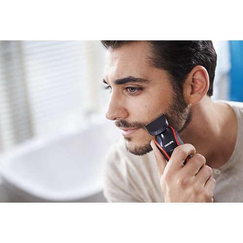 Multigroom series 1000 Rifinitore per barba e capelli