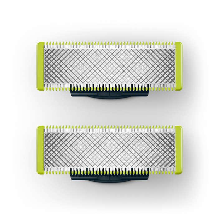 OneBlade zum Trimmen, Stylen und Rasieren jeder Haarlänge