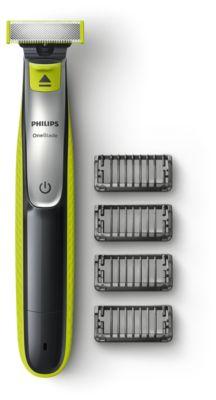 Buy Trimmen, Stylen, Rasieren, für jede Haarlänge, OneBladeQP2530/20 online | Philips Shop