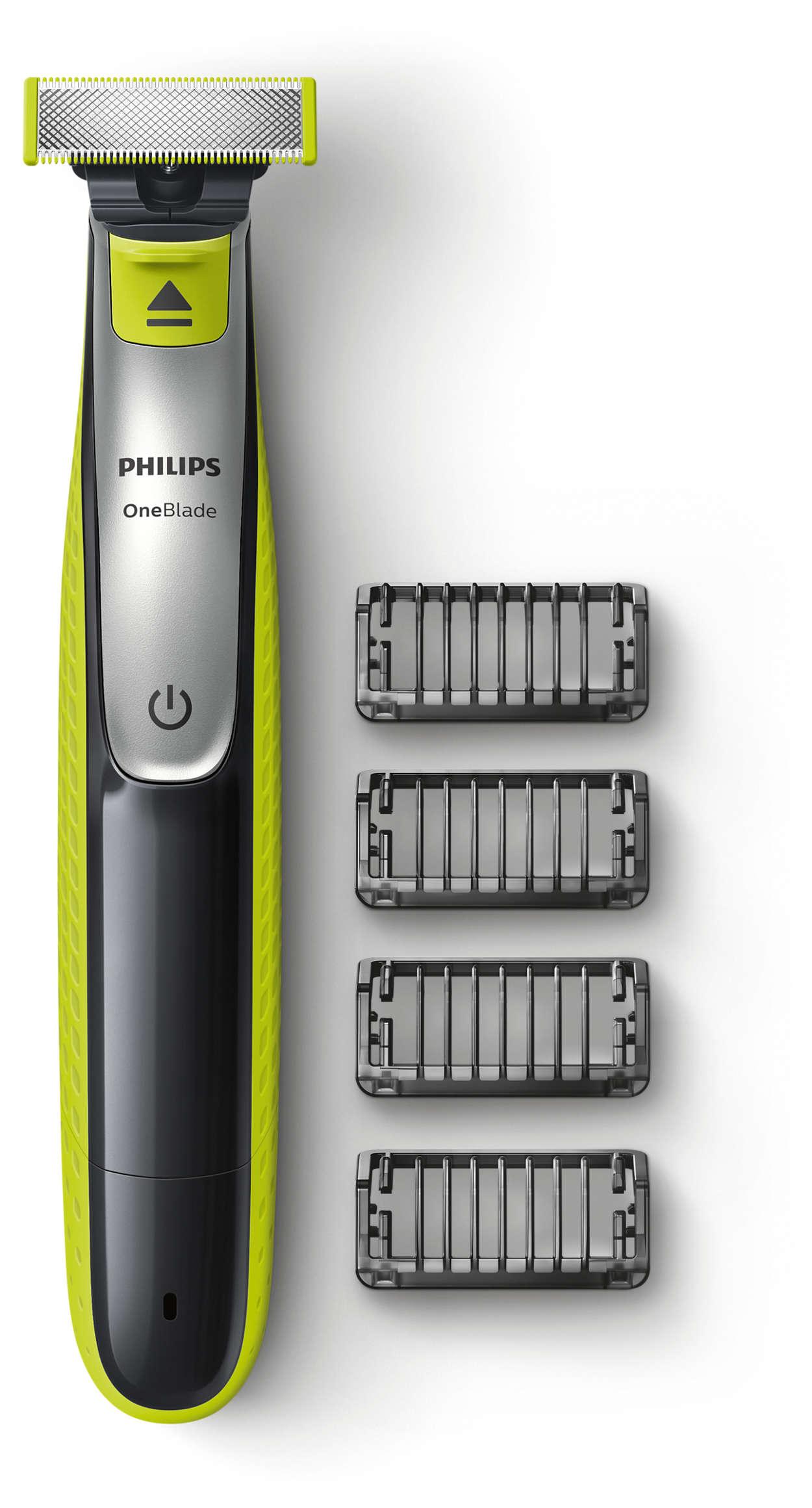 OneBlade – trimmaa, muotoile ja aja parta