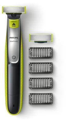 Buy Trimmen, Stylen, Rasieren, für jede Haarlänge, OneBladeQP2530/30 online | Philips Shop