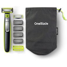 QP2630/30 -   OneBlade Ansikte + kropp