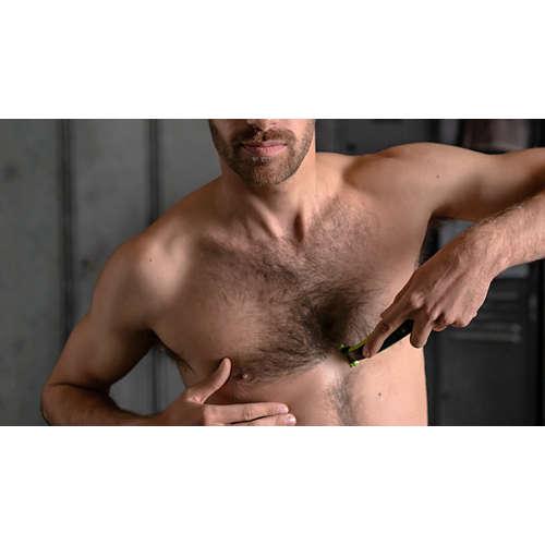 OneBlade Körperset