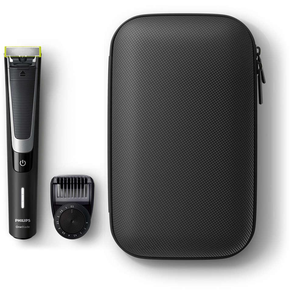 Подстригване, оформяне и бръснене при всяка дължина на косъма