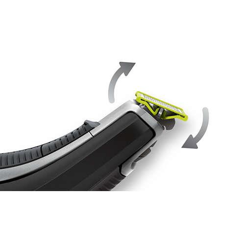 Rechargeable Li-Ion battery Hybrid styler