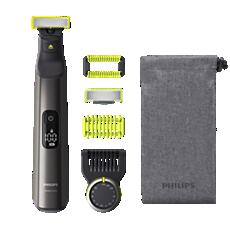 QP6550/30 OneBlade Pro פנים + גוף