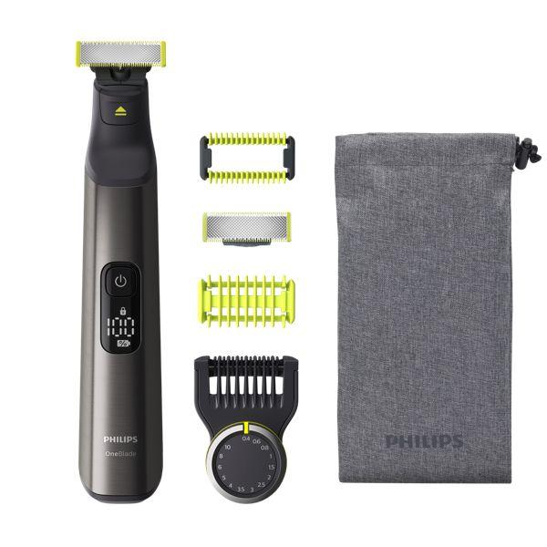 Levně Philips OneBlade Pro - Tvář A Tělo - QP6550/30