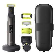 QP6650/30 OneBlade Pro פנים + גוף