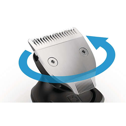 StyleShaver Perfilador y afeitadora resistente al agua