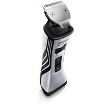 QS6161/32 -   StyleShaver Modelador y afeitadora resistente al agua
