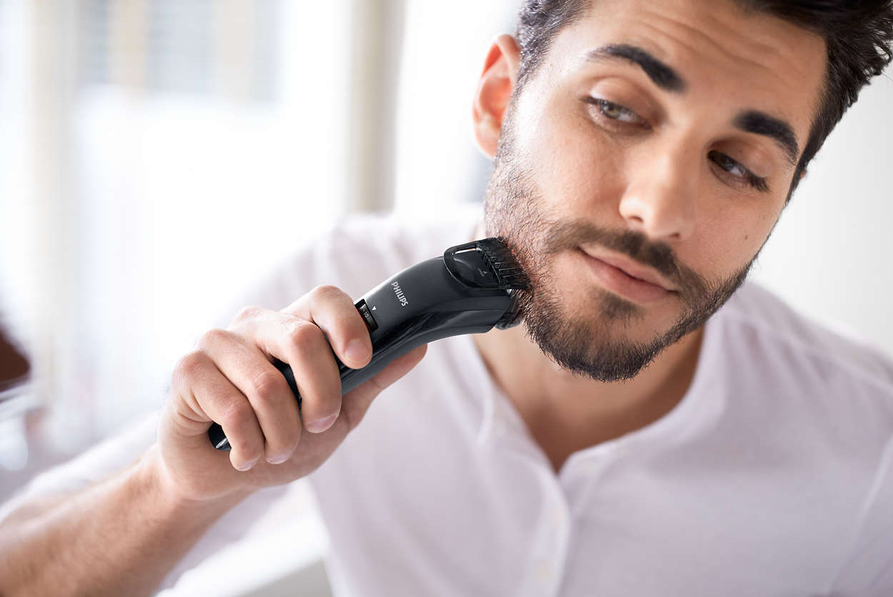 Trim Pro Beard Trimmer